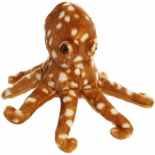 """Aurora World Flopsie Plush Octopus, 12"""" Perspective: top"""