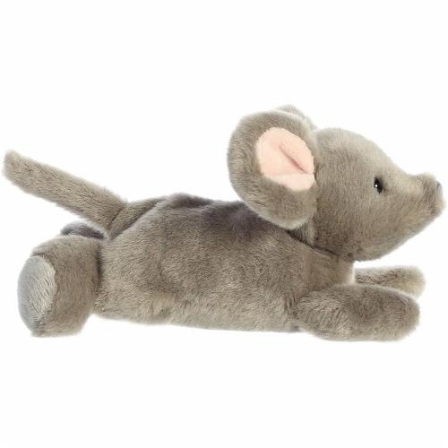 "Aurora - Mini Flopsie - 8"" Missy Mouse Plush Perspective: top"