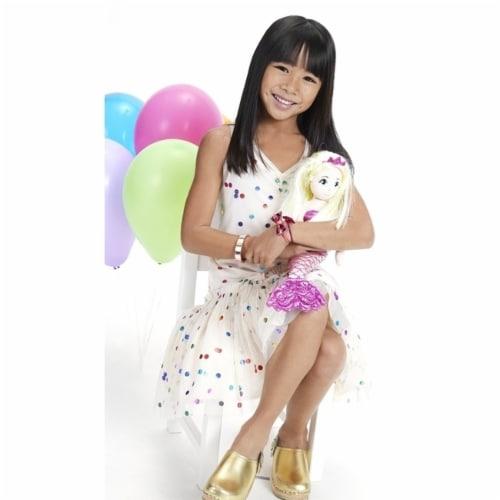 Jewel Mermaid Plush Doll by Aurora Perspective: top