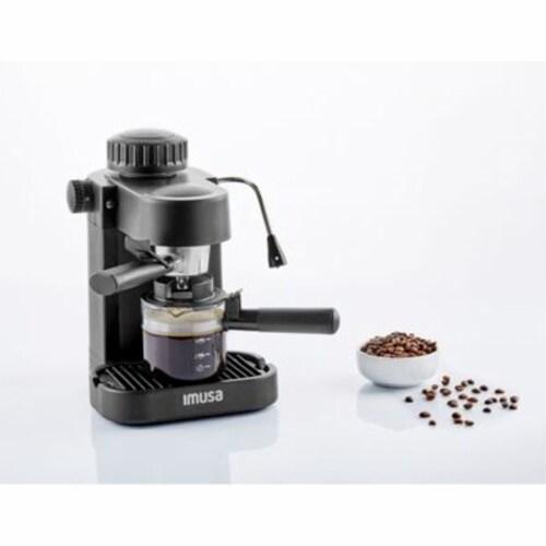 IMUSA Espresso & Cappuccino Maker Perspective: top