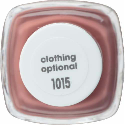 Essie The Wild Nudes Clothing Optional Nail Polish Perspective: top