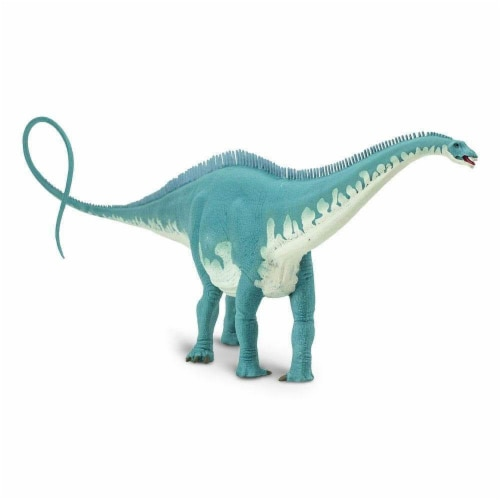 Diplodocus Toy Perspective: top