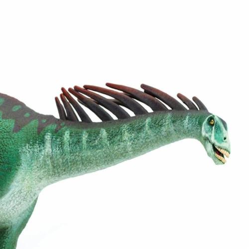Amargasaurus Toy Perspective: top
