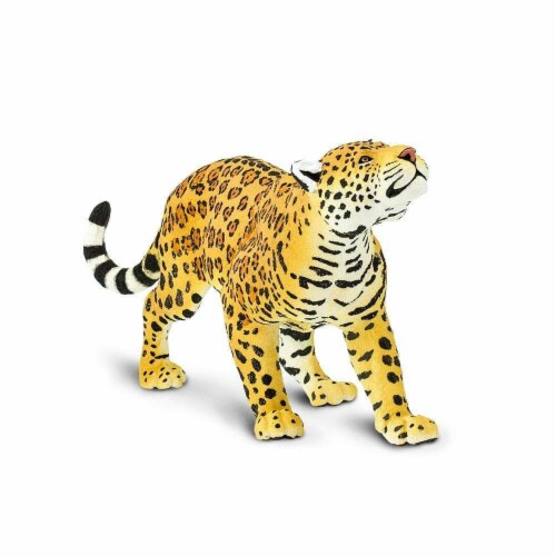Jaguar Toy Perspective: top