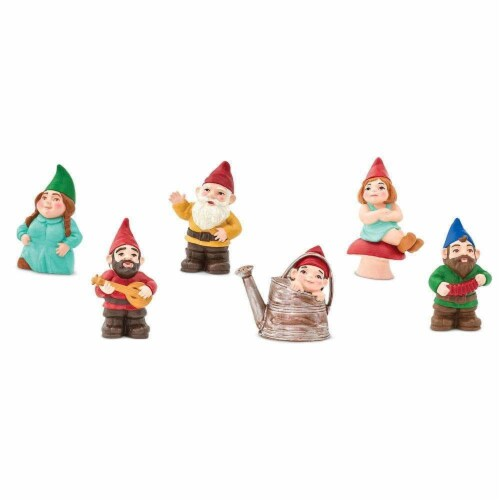 Gnome Family Designer TOOB Perspective: top