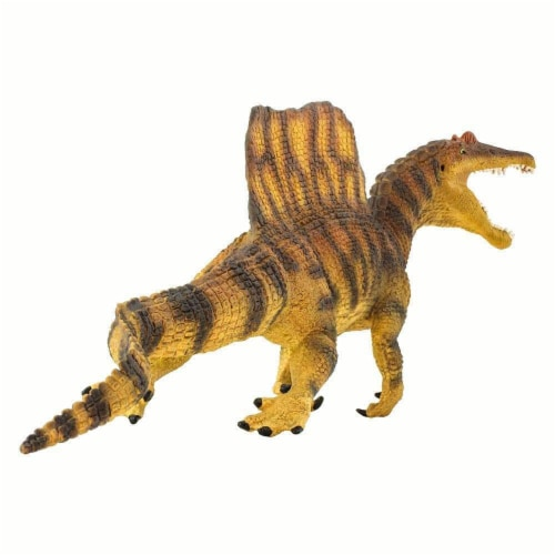 Spinosaurus Toy Perspective: top