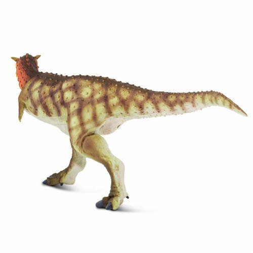 Carnotaurus Toy Perspective: top