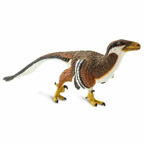 Deinonychus Toy Perspective: top