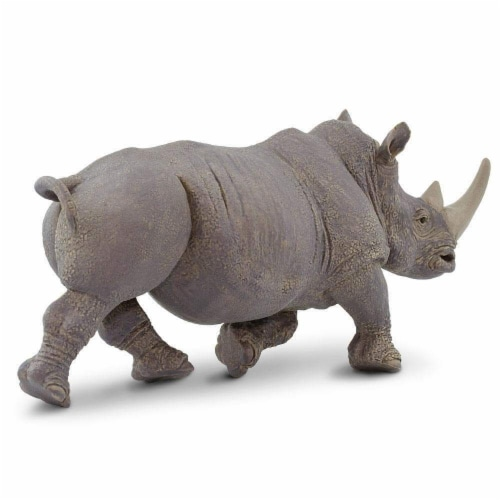 White Rhino Toy Perspective: top