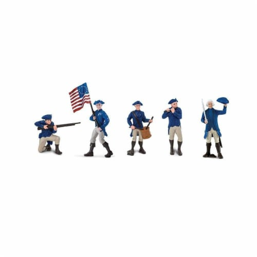 Revolutionary War Continental Army TOOB Perspective: top