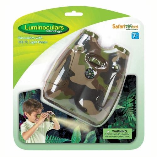 Camouflage Luminocular Perspective: top