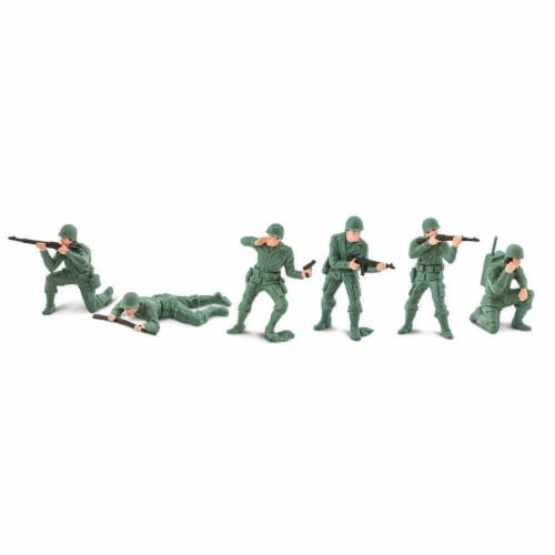 Army Men Designer TOOB Perspective: top