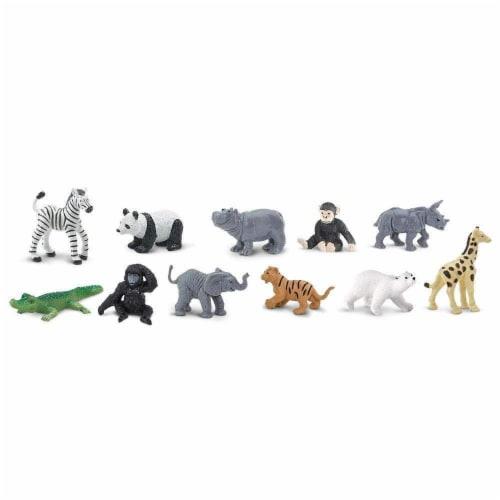Zoo Babies TOOB Perspective: top