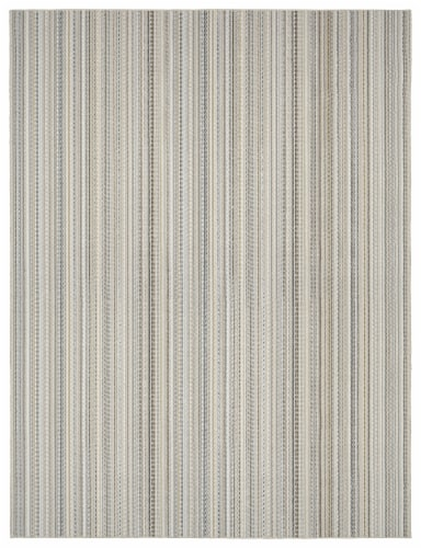 Carnival Accent Rug - Earthtone Perspective: top