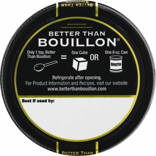 Better Than Bouillon Premium Roasted Chicken Base Perspective: top
