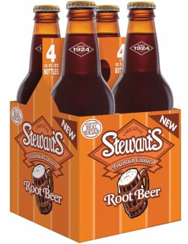 Stewart's Root Beer Perspective: top