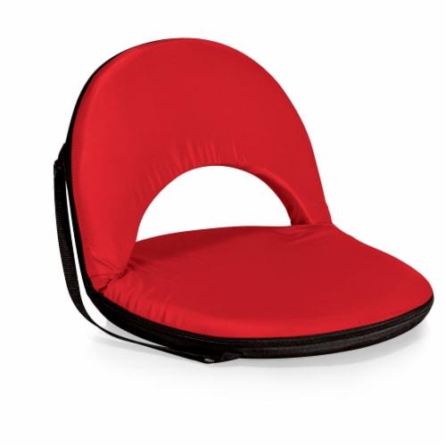 Arkansas Razorbacks - Oniva Portable Reclining Seat Perspective: top