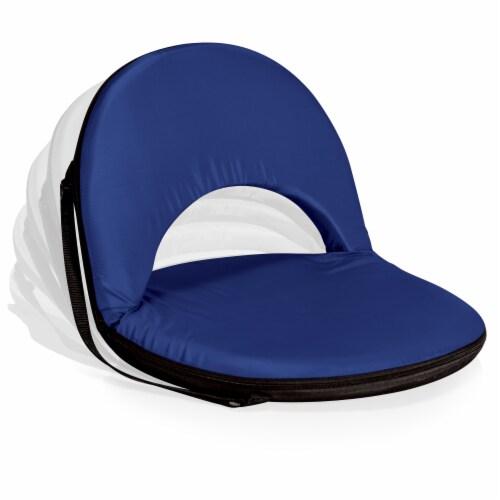 Kansas Jayhawks - Oniva Portable Reclining Seat Perspective: top