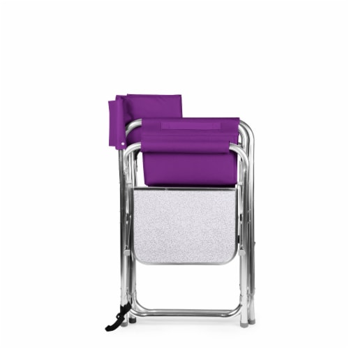 TCU Horned Frogs - Sports Chair Perspective: top