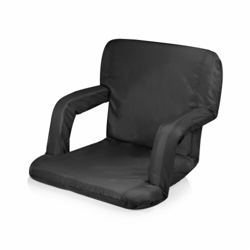 Virginia Tech Hokies - Ventura Portable Reclining Stadium Seat Perspective: top