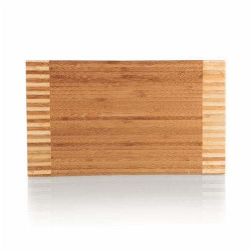 Concavo Cheese Cutting Board & Tools Set, Bamboo Perspective: top