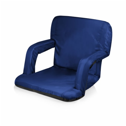 Indianapolis Colts - Ventura Portable Reclining Stadium Seat Perspective: top