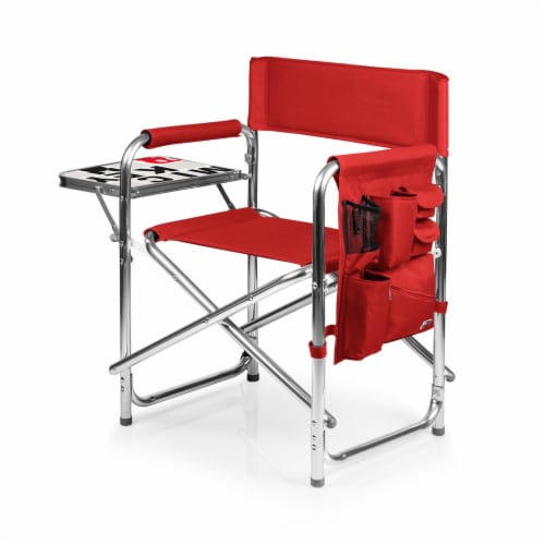 Disney Mickey Mouse - Sports Chair, Red Perspective: top