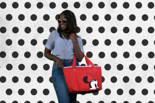 Disney Minnie Mouse - Topanga Cooler Tote Bag, Red Perspective: top