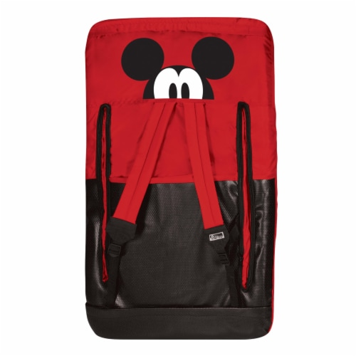 Disney Mickey Mouse - Ventura Portable Reclining Stadium Seat, Red Perspective: top