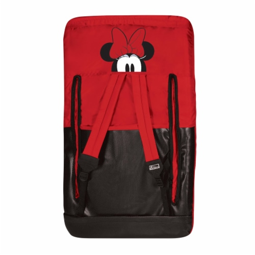 Disney Minnie Mouse - Ventura Portable Reclining Stadium Seat, Red Perspective: top
