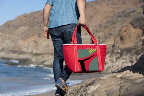 Star Wars Boba Fett - Topanga Cooler Tote Bag, Red Perspective: top