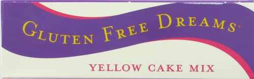 Cherrybrook Kitchen Gluten-Free Yellow Cake Mix Perspective: top