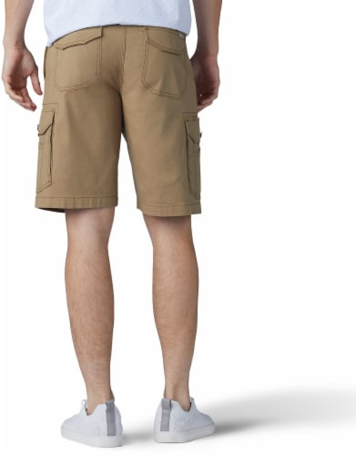 Lee Men's Extreme Motion Swope Cargo Shorts - Nomad Perspective: top