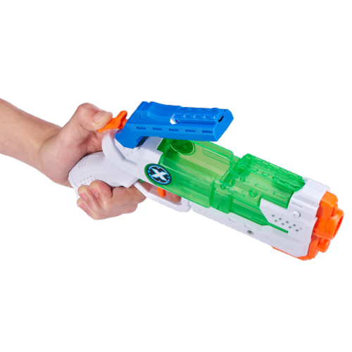 ZURU X-Shot Micro Fast-Fill Water Blaster Perspective: top