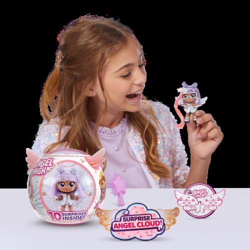Zuru Angel High 10 Surprise Series 1 Doll Perspective: top