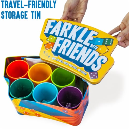 Farkle With Friends Perspective: top