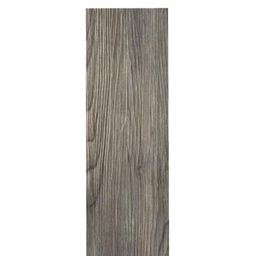 Achim Home Furnishings Tivoli II Peel & Stick Vinyl Floor Planks, Spruce, 10Pk (2 Pack) Perspective: top