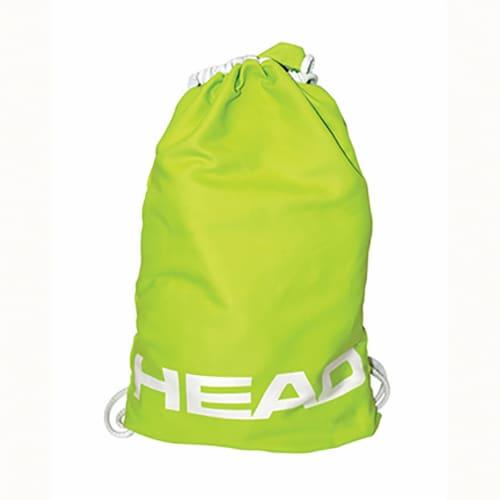 HEAD Adventure Junior Combo 4-in-1 Complete Snorkeling Diving Kit, Lime Green Perspective: top