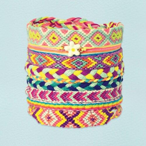 HGU STMT Friendship Bracelets Set Perspective: top