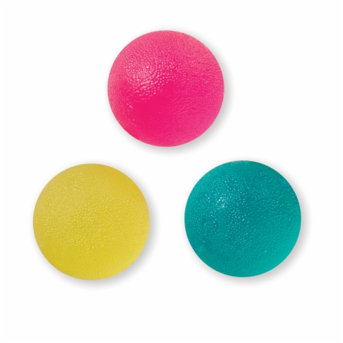 MindWare Sensory Genius Stress Balls - Assorted Perspective: top