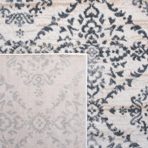 Safavieh Martha Stewart Isabella Area Rug - Cream/Gray Perspective: top