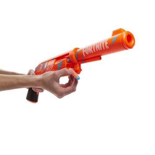 Nerf Fortnite 6-SH Dart Blaster Perspective: top