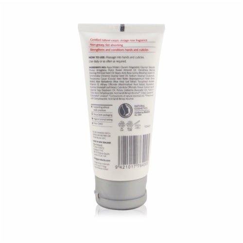 Trilogy Rose Hand Cream (For All Skin Types) 75ml/2.5oz Perspective: top