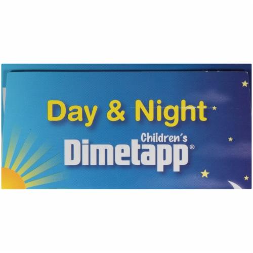 Dimetapp® Children's Day & Night Liquid Cold & Cough Suppressant & Decongestant Relief Perspective: top