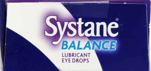 Systane Balance Lubricant Eye Drops Perspective: top
