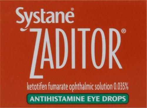 Alcon Zaditor Antihistamine Eye Drops Perspective: top