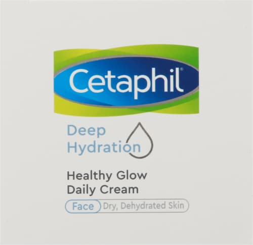 Cetaphil® Deep Hydration Healthy Glow Daily Face Cream Perspective: top