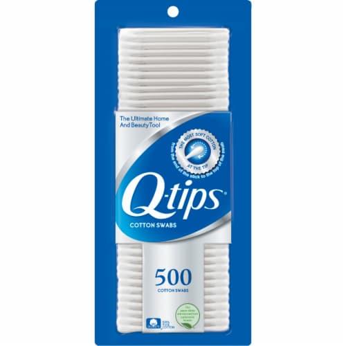 Q-tips® Original Cotton Swabs Perspective: top