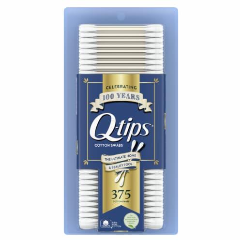 Q-tips® Cotton Swabs Perspective: top