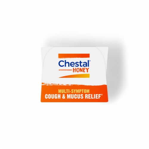 Boiron Chestal Honey Cough & Chest Congestion Syrup Perspective: top